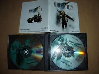 Final Fantasy VII, version PC